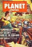 Planet Stories, Summer 1954