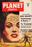 Planet Stories, Winter 1954