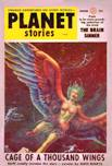 Planet Stories, Spring 1955