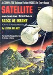 Satellite Science Fiction, June 1957