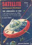 Satellite Science Fiction, December 1957
