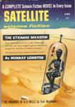 Satellite Science Fiction, April 1958