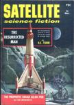 Satellite Science Fiction, December 1958