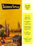 Science Fantasy, February 1959
