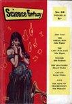 Science Fantasy, April 1959