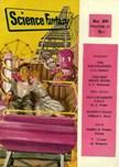 Science Fantasy, February 1960