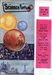Science Fantasy, April 1960