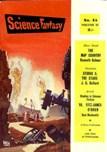 Science Fantasy, February 1961