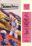 Science Fantasy, April 1961