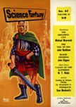 Science Fantasy, June 1961