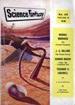 Science Fantasy, June 1962
