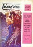Science Fantasy, Augist 1962