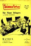 Science Fantasy, October 1962