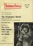 Science Fantasy, December 1962
