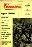 Science Fantasy, April 1963