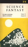 Science Fantasy, July 1964
