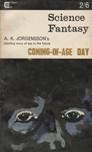 Science Fantasy, September 1965