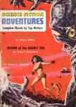 Science Fiction Adventures, April 1957