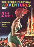 Science Fiction Adventures, June 1958