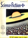 Science Fiction Plus, June 1953