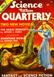 Science Fiction Quarterly, Summer 1942