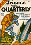 Science Fiction Quarterly, Fall 1942