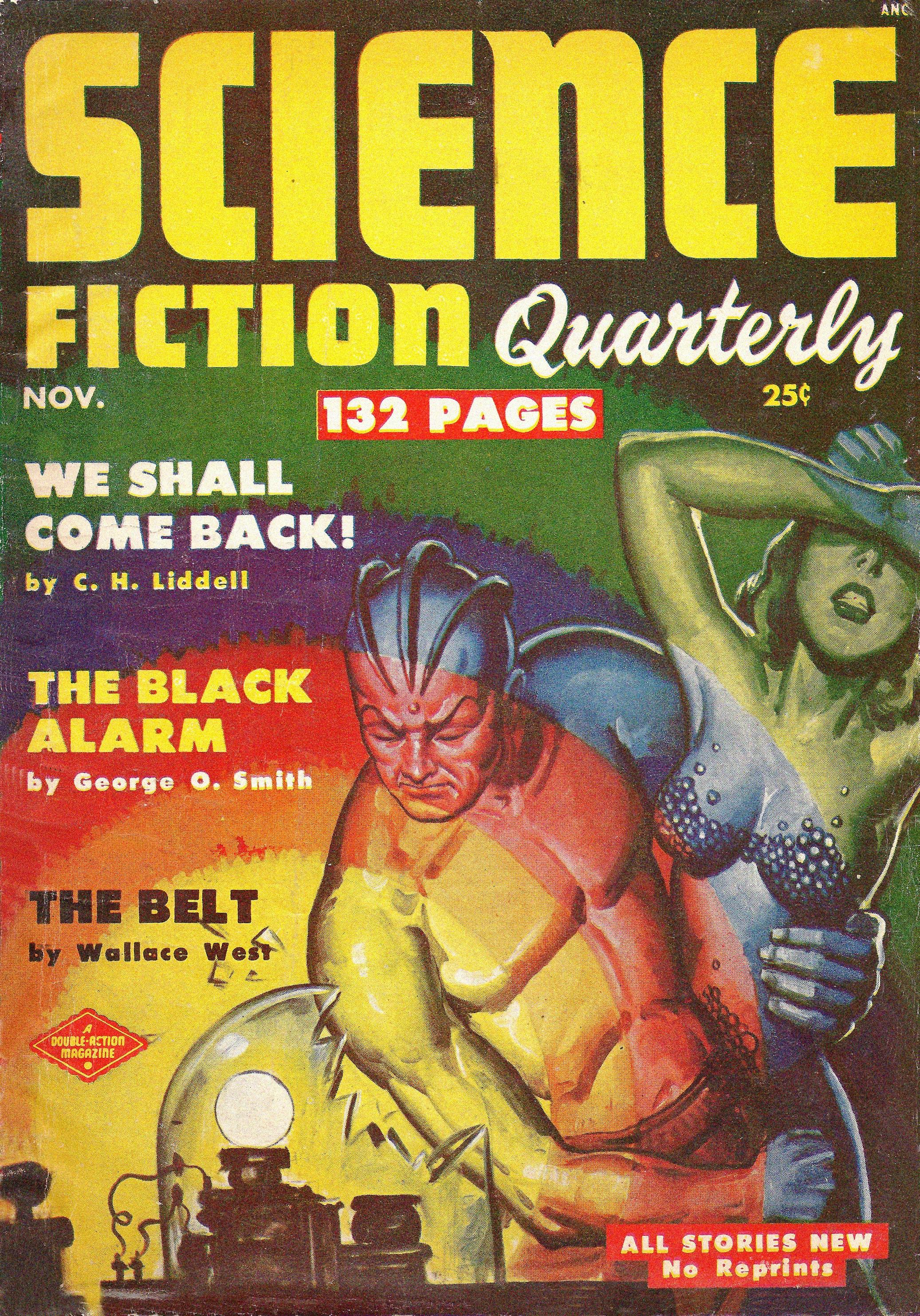 Science Fiction Quarterly, November 1951