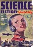 Science Fiction Quarterly, November 1952