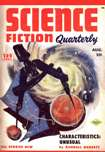 Science Fiction Quarterly, August 1953