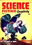 Science Fiction Quarterly, February 1954