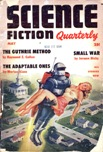 Science Fiction Quarterly, May 1954