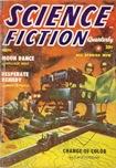 Science Fiction Quarterly, November 1954