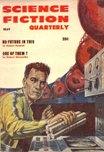 Science Fiction Quarterly, May 1956