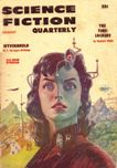 Science Fiction Quarterly, August 1956