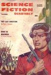Science Fiction Quarterly, November 1956