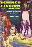 Science Fiction Quarterly, February 1957