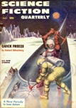 Science Fiction Quarterly, May 1957