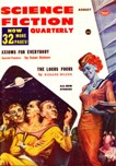Science Fiction Quarterly, August 1957