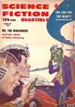 Science Fiction Quarterly, February 1958