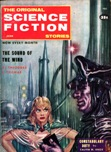 Science Fiction Stories, June 1958