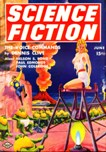 Science Fiction, June 1940