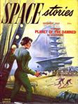 Space Stories, December 1952