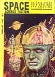 Space Science Fiction, Feb. 1953