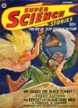 Super Science Stories, November 1942