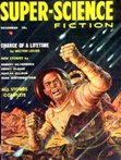 Super-Science Fiction, December 1956