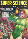 Super-Science Fiction, August 1957