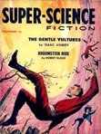 Super-Science Fiction, December 1957