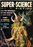 Super-Science Fiction, April 1958