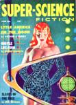 Super-Science Fiction, June 1958
