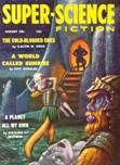 Super-Science Fiction, August 1958